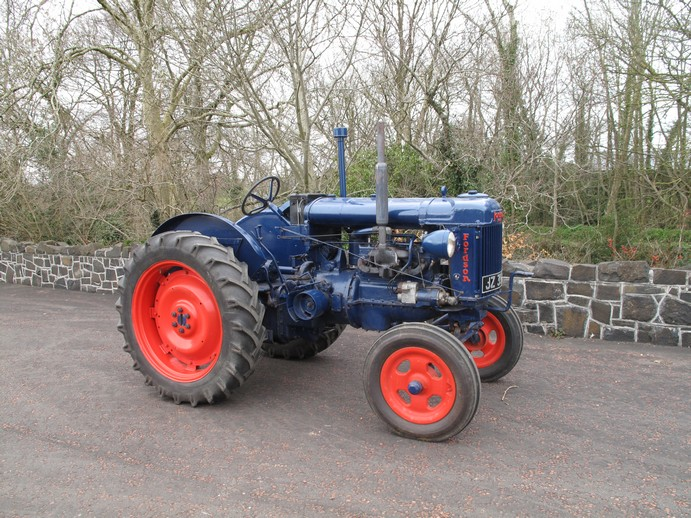 Vintage Tractor Spares - Official Site